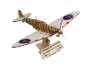 Artesania Latina ART&WOOD 30215 Spitfire 1/48