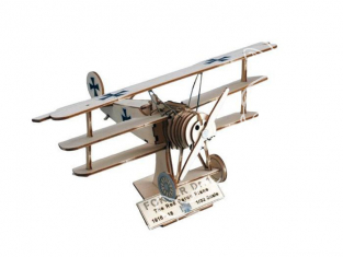 Artesania Latina ART&WOOD 30220 Fokker DR.I 1/32