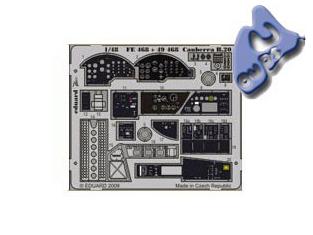 EDUARD photodecoupe FE468 CANBERRA B20 1/48