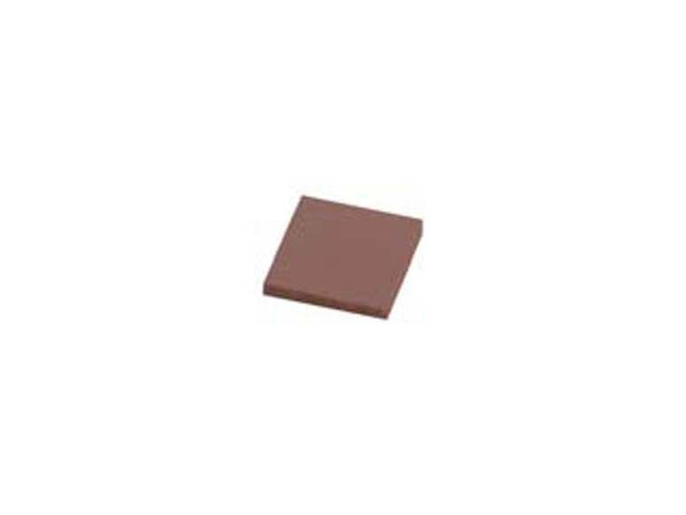 Aedes ARS 21021 100 Tuiles plates rouge 24x24x3