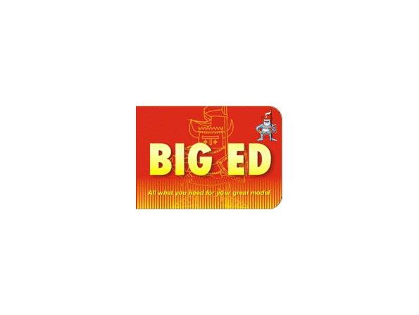 Eduard photodecoupe big3561 LEOPARD 2A6M 1/35