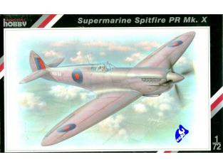 Special Hobby maquette avion 72037 Supermarine Spitfire PR MK.X 1/72