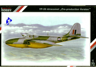 Special Hobby maquette avion 72084 YP Aircomet 1/72