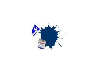 HUMBROL Peinture enamel 015 Bleu Nuit brillant