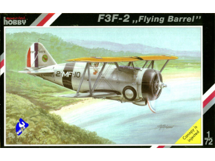 Special Hobby maquette avion 72106 F3F-2 1/72