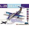 AMK maquette avion 86001 Aero L-29 Delfin 1/72