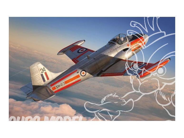 Arfix maquette avion 02103 Hunting Percival Jet Provost T.3/T.3a 1/72
