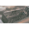 dragon maquette militaire 6086 Wagon tombereau 1/35