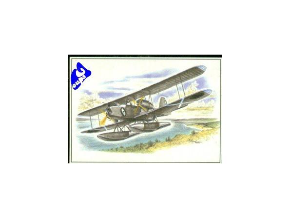 Special Hobby maquette avion 72033 Heinkel He 59B 1/72
