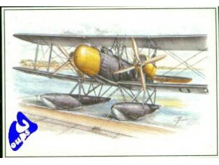 Special Hobby maquette avion 72039 Heinkel He 59D 1/72
