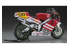 Hasegawa maquette moto 52138 BariBari Legend Honda NSR500 1/12