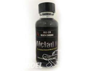peinture ALCLAD II alc124 Noir Chrome