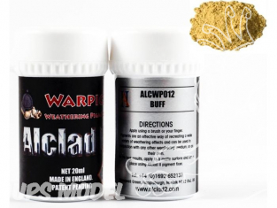 Pigments Alclad II Warpigs ALCWP012 Pigments Chamois 20ml