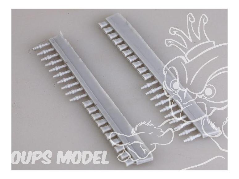 Hobby Design Amélioration 03-0341 Plugs electronique (Set E) 1/12