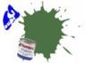 HUMBROL Peinture enamel 088 Vert Pont Mat