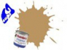 HUMBROL Peinture enamel 093 Jaune Desert Mat
