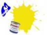HUMBROL Peinture enamel 099 Jaune Citron Mat
