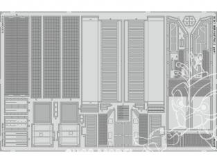 Eduard photodecoupe militaire 36347 MIM-104F PAC-3 Dragon 1/35