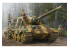 "TRUMPETER maquette militaire 00923 Sd.Kfz.186 JAGDPANZER VI ""JAGDTIGER"" 1944 1/16"