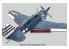 Academy maquette avion 12545 U.S. Navy SB2C-4 Operation Iceberg 1/72