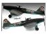 Academy maquette avion et militaire 12538 IL-2M et Panther D 1/72