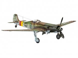 REVELL model set 63981 Focke Wulf Ta 152 H 1/72