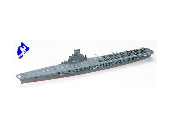 TAMIYA maquette bateau 31211 Taiho Aircraft Carrier 1/700