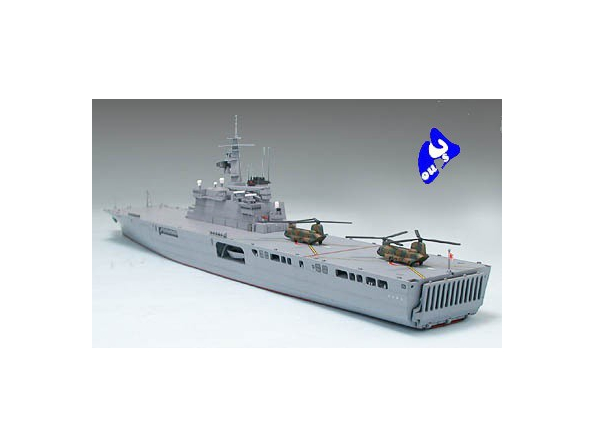 TAMIYA maquette bateau 31003 JMSDF Defense Ship LST-4001 Ohsumi