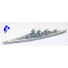 TAMIYA maquette bateau 77520 German Gneisenau Battleship 1/700