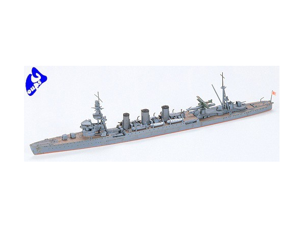 TAMIYA maquette bateau 31317 Tama Light Cruiser 1/700