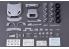 HOBBY DESIGN Kit amelioration 03-0362 JS S2000 detail-up set pour kit tamiya 1/24