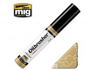 MIG Oilbrusher 3516 Poussiere Peinture a l'huile avec applicateur
