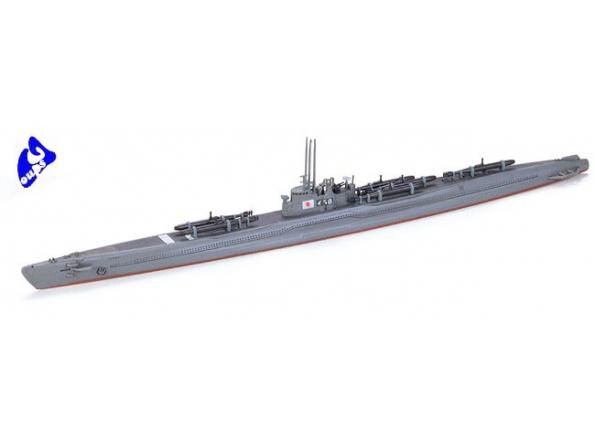 TAMIYA maquette bateau 31435 I-58 Japanese Submarine 1/700