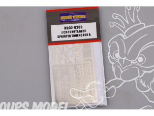Hobby Design Amélioration 02-0208 Toyota AE86 Sprinter Trueno pour kit aoshima 1/24