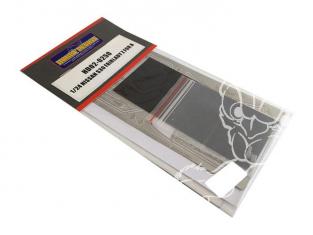 Hobby Design Amélioration 02-0250 Nissan S30 Fairlady Z pour kit aoshima 1/24