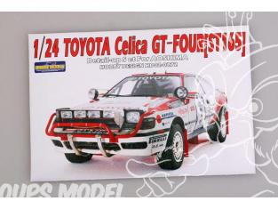 Hobby Design Amélioration 02-0272 Toyota Celica GT-Four (ST165) pour kit aoshima et Beemax 1/24