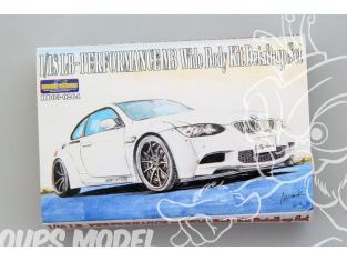 HOBBY DESIGN Kit amelioration 03-0284 LB-Performance M3 Wide kit carosserie 1/18