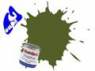HUMBROL Peinture enamel 150 Vert Foret Mat