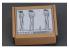 HOBBY DESIGN Figurine 03-0420 Pilote F1 1/20