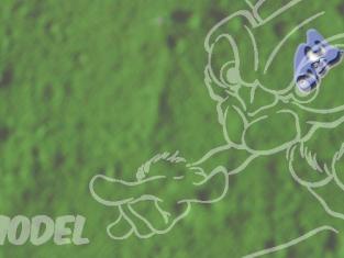 Fr Décor td18 Terre a decors vert mousse