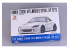 HOBBY DESIGN Kit amelioration 03-0361 Honda S2000 AP2 avec Modulo deatil-up set 1/24