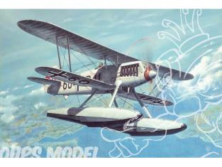 Roden maquette avion 453 HEINKEL He51 B.2 1/48