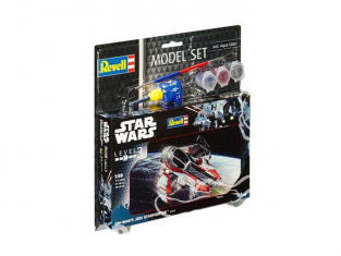 Revell maquette Star Wars 63607 Model Set Obi Wan's Jedi Starfighter 1/58