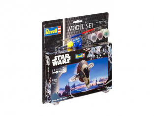 Revell maquette Star Wars 63610 Model Set Boba Fett's Slave I 1/160