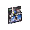 Revell maquette Star Wars 63610 Model Set Boba Fett's Slave I 1/160