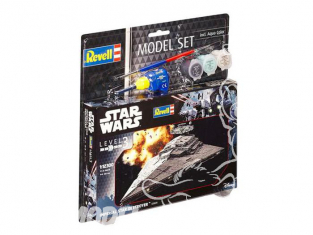 Revell maquette Star Wars 63609 Model Set Imperial Star Destroyer 1/12300