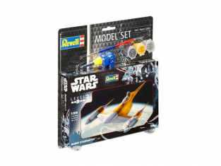 Revell maquette Star Wars 63611 Model Set Naboo Starfighter 1/109