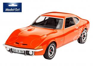 Revell maquette voiture 67680 Model Set Opel GT 1/32