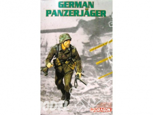 Dragon maquette militaire 1612 Panzerjager allemand 1/6