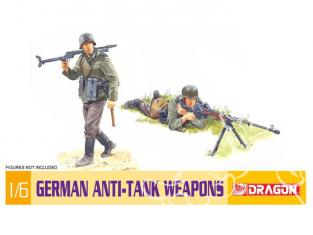 Dragon maquette militaire 75014 Armes anti tank Allemande 1/6